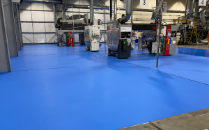 anti static polyurethane resin flooring