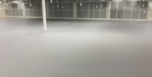 Ucrete MF40AS anti static data centre flooring